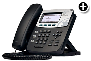 Digium D40 IP Phone for Switchvox