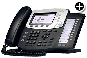 Digium D70 IP Phone for Switchvox